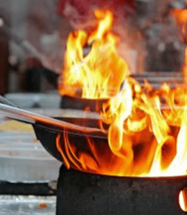 Guide to Kitchen Grease Fires